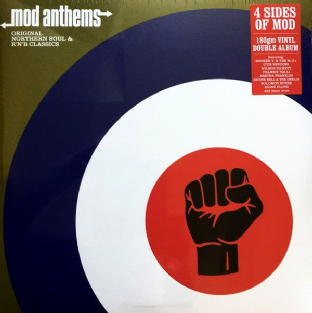 V/A - Mod Anthems: Original Northern Soul & R'N'B Classics (LP) (180g Vinyl) (M/M) (Sealed) (1)